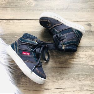 Levi's | Toddler High Top Sneaker (H)